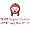 XLVIII Congresso Nacional AMVEC 2013 MAZATLÁN