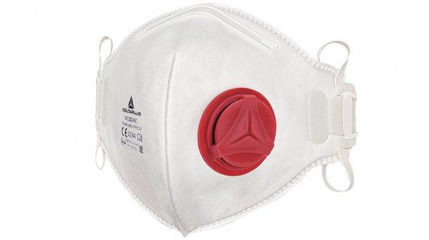 Yo recomiendo como protección respiratoria mínima una mascarilla antipolvo desechable que ajuste bien y con doble cinta.