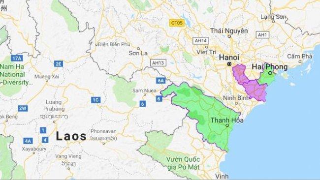 Hai Phong e Thanh Hoa, novas províncias afectadas por PSA.