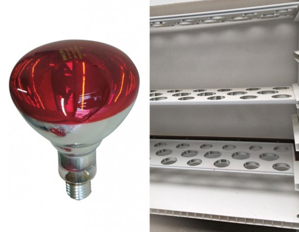 Foto 3: Esquerda: as lâmpadas de infravermelhos custam, aproximadamente 9 euros/lâmpada (https://www.3tres3.com.pt/loja/lampadas-e-porta-lampadas_44/). Direita: Outro desenho do carro, este com 3 prateleiras.