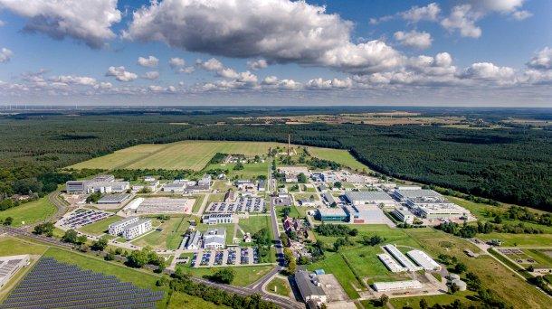 Sede de IDT BioPharmaPark emDessau-Rosslau (Alemanha)