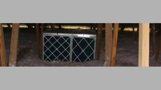 Filtration systems on commercial sow farms