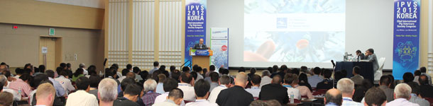 HIPRA AT IPVS 2012 in KOREA